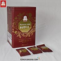 Kẹo hồng sâm không đường KGC - Cheong Kwan Jang 180g