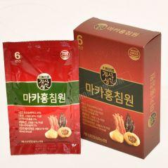 Nước hồng sâm macca - đinh hương Nonghyup 60ml x 30 gói