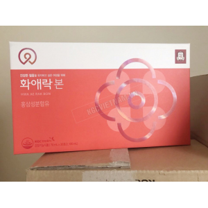 Nước hồng sâm KGC dành cho phụ nữ 70ml x 30 gói