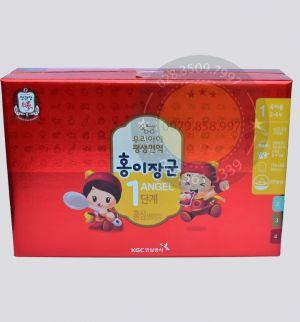 Nước Hồng Sâm Trẻ Em KGC Hàn Quốc 15ml x 30 Gói