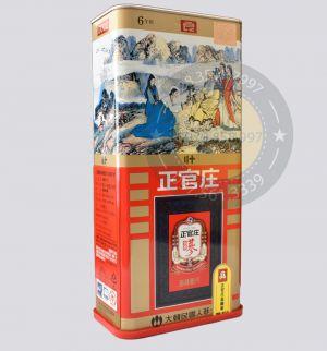 Hồng Sâm Củ Khô KGC Chính Phủ Hàn Quốc 28 Củ 600gam