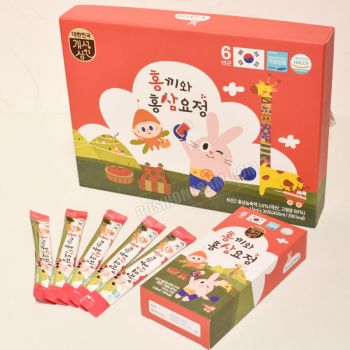 Nước hồng sâm Baby Hongki 15ml x 30 gói