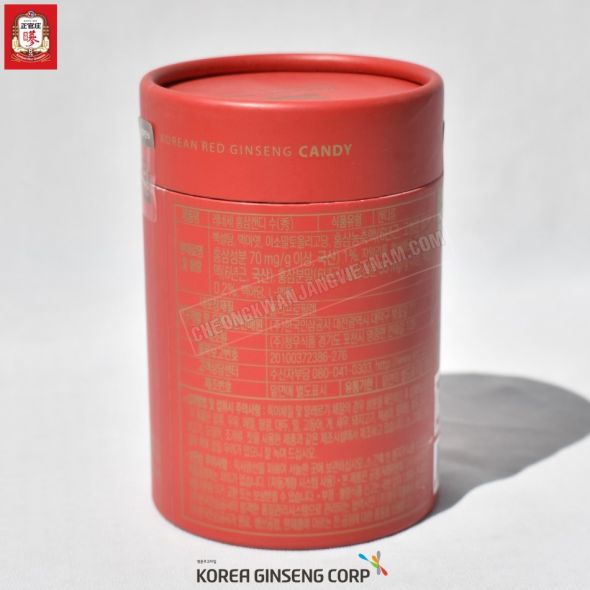 Kẹo hồng sâm KGC - Cheong Kwan Jang 120g