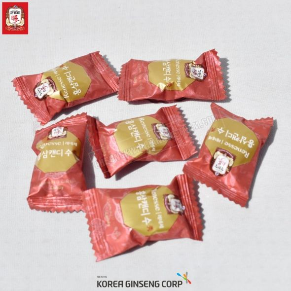 Kẹo hồng sâm KGC - Cheong Kwan Jang 240g